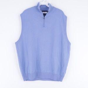 Polo Golf Ralph Lauren Mens XL Merino Sweater Vest